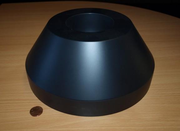 Drehteil PA schwarz groß