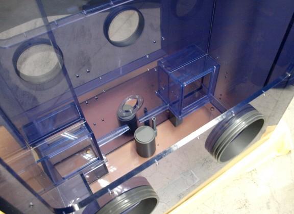 Glovebox PVC 2