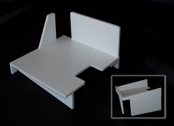 Klebeteil aus PVC-Schaum