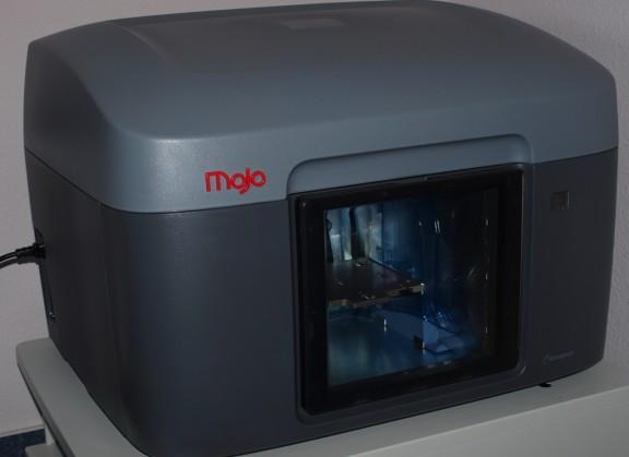 3D-Drucker geschlossen