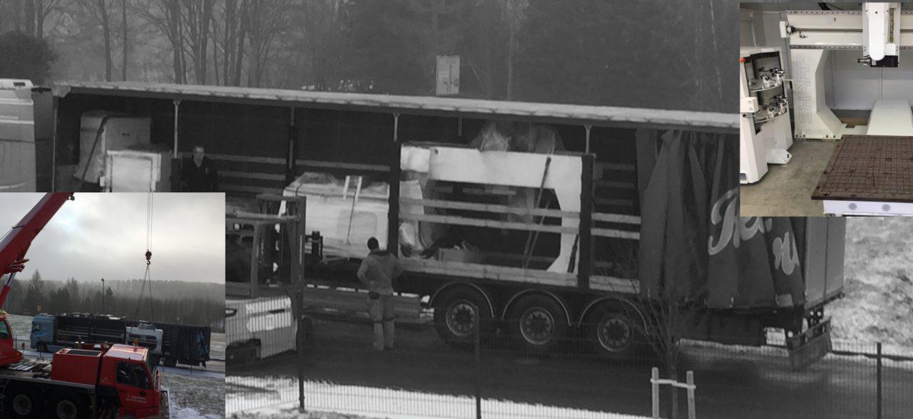 Erweiterung Maschinenpark  5-Achs CNC