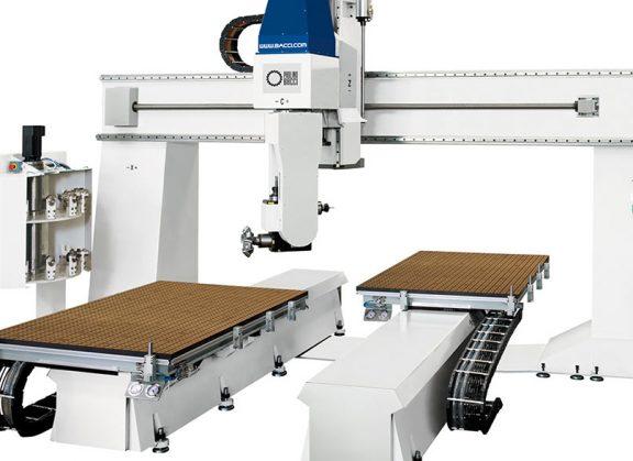 CNC 5-Achs Fräsmaschine
